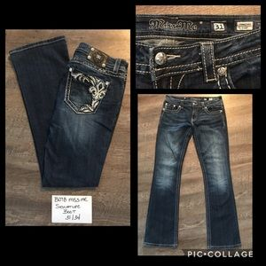 Miss Me Signature Boot Jeans Tall